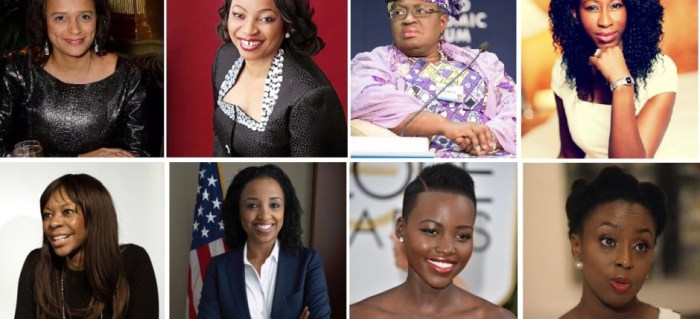 Ten African Women Of Power