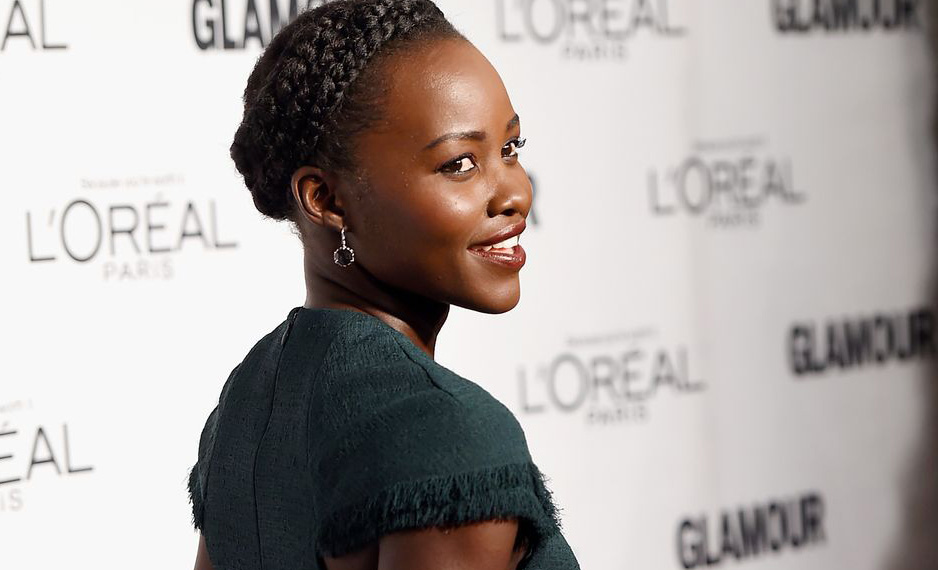 2015 Glamour Women Of The Year Awards : Lupita Nyong'o ,Serena Williams Make Red Carpet Best Dressed List