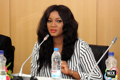 Nollywood Actress,Omotola Jalade Attends Africa's First Child Marriage Summit In Zambia