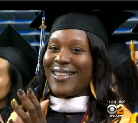 Deanna Jordan: Single Mother Of Three, Graduates From UCLA With Three Degrees