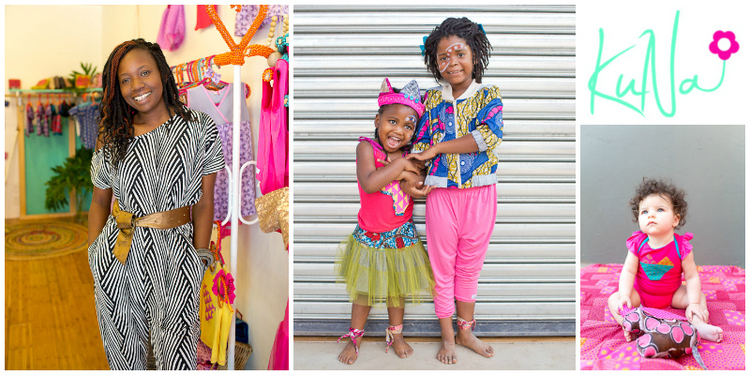 Shingai Nyagweta – The Story Of A South African Entrepreneur Passionate About Creating Vibrant Children's Clothing Celebrating Local Textiles