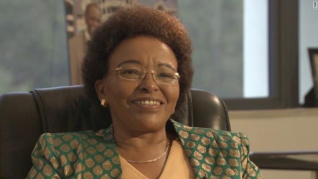 Meet Dr Betty Gikonyo, Co-founder And CEO, Karen Hospital (Kenya)