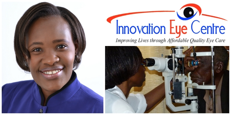 Jacqueline Kiage – The Story Of A Social Entrepreneur With A Vision To Tackle The Issue Of Preventable Blindness In Rural Kenya