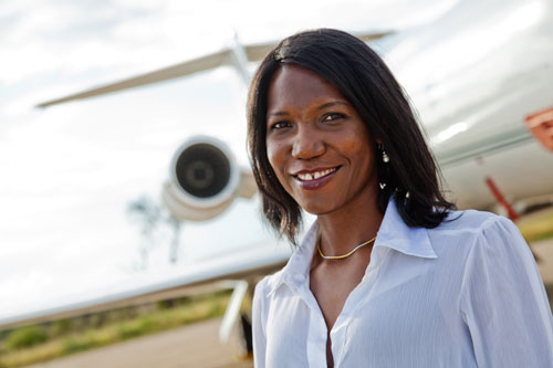 Susan Mashibe – The Story Of A Tanzanian Woman Entrepreneur With An Aviation Dream