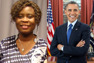 US President, Barack Obama Appoints Nigerian Journalist As Member Of US Human Trafficking Council