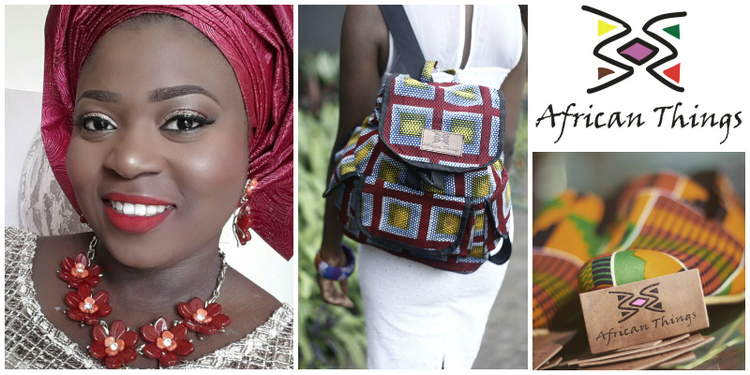 Oluwatosin Lawson – The Story Of A Nigerian Entrepreneur With A Passion For Contemporary African-Inspired Lifestyle Products