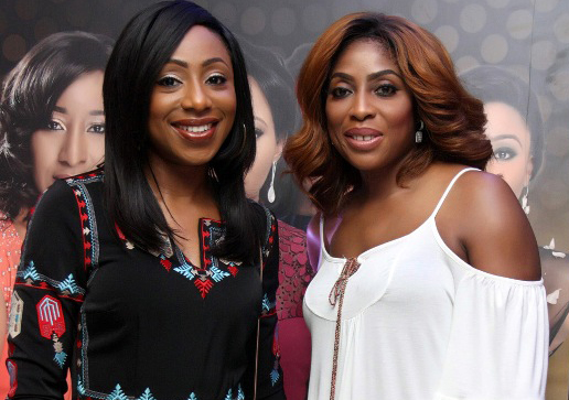 Mo Abudu, Dakore Akande ,Omoni Oboli And Other FIFTY Cast Amaze Fans At The Cinema
