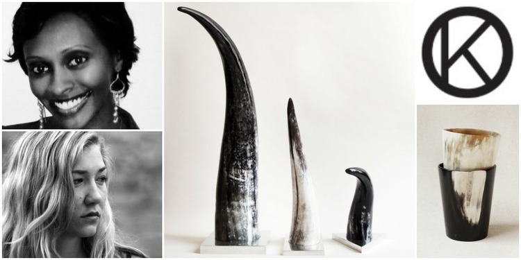 Olivia Byanyima and Shanley Knox – The Story Of Two Women Creating A Unique Manufacturing Business Celebrating Uganda's Unique Ankole Cow Horn