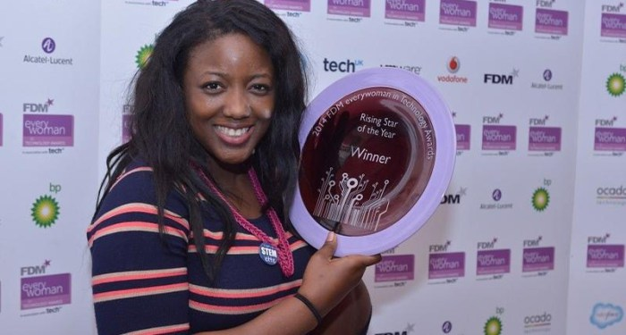 Meet Anne-Marie Imafidon, the Record Breaking Child Genius Of Nigerian Decent Who Is Now Championing The Cause Of Women Around The World!