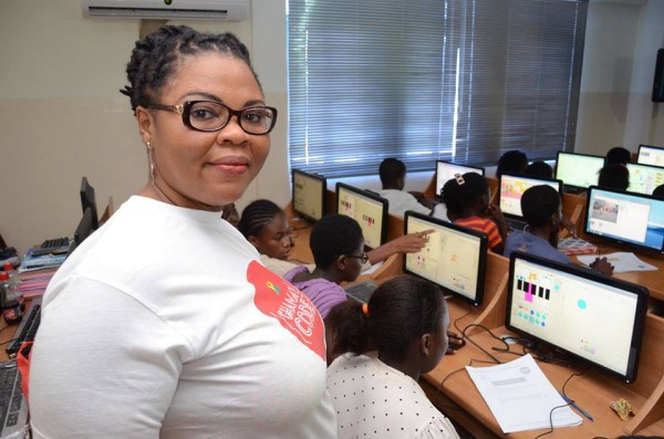 Meet The IT Entrepreneur Teaching Ghana's Kids To Code – Ernestina Edem Appiah of Ghana Code Club