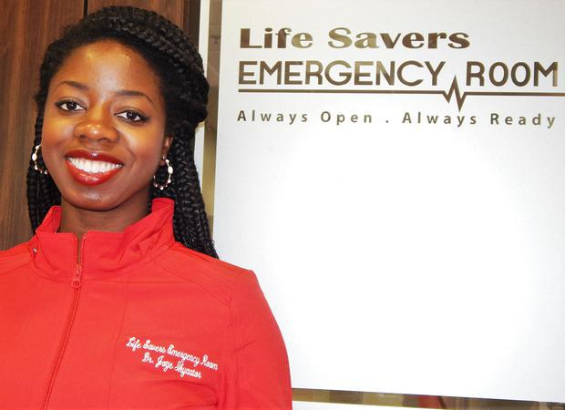 31 Year Old Dr. Foyekemi Ikyaator Opens A Stand Alone Full Service Emergency Room