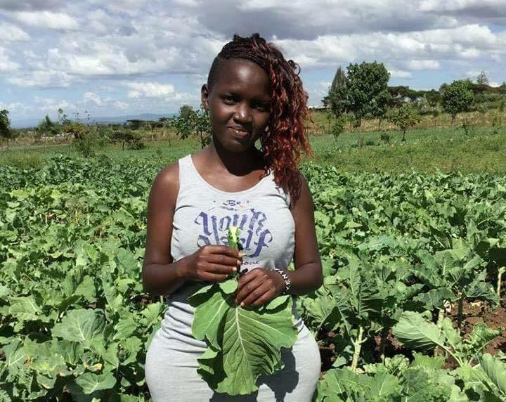 Meet Nakku Justine: Nigeria's Multi-millionaire Farmer At 25