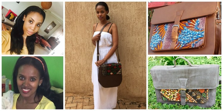 Liz Atukunda and Bunda Anne Katende – The Story Of Two Young Women Entrepreneurs From Uganda Who Are Creating Authentic One-Of-A-Kind Handbags