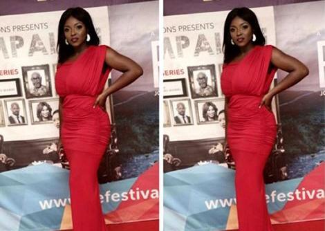 Ghana : Yvonne Okoro Wins Best Dressed Female Star At SEF 2016