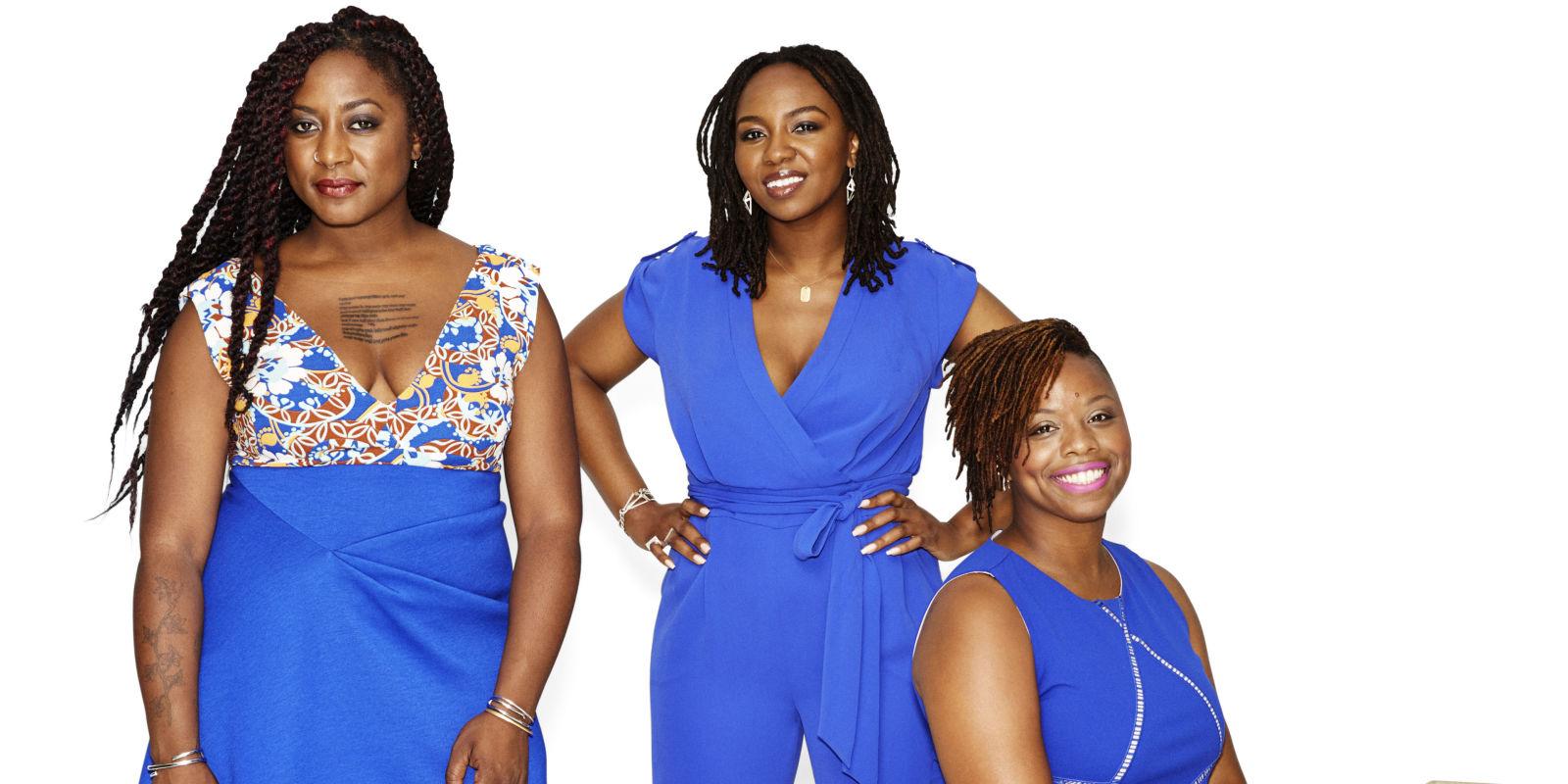 Meet The Women Who Created #BlackLivesMatter