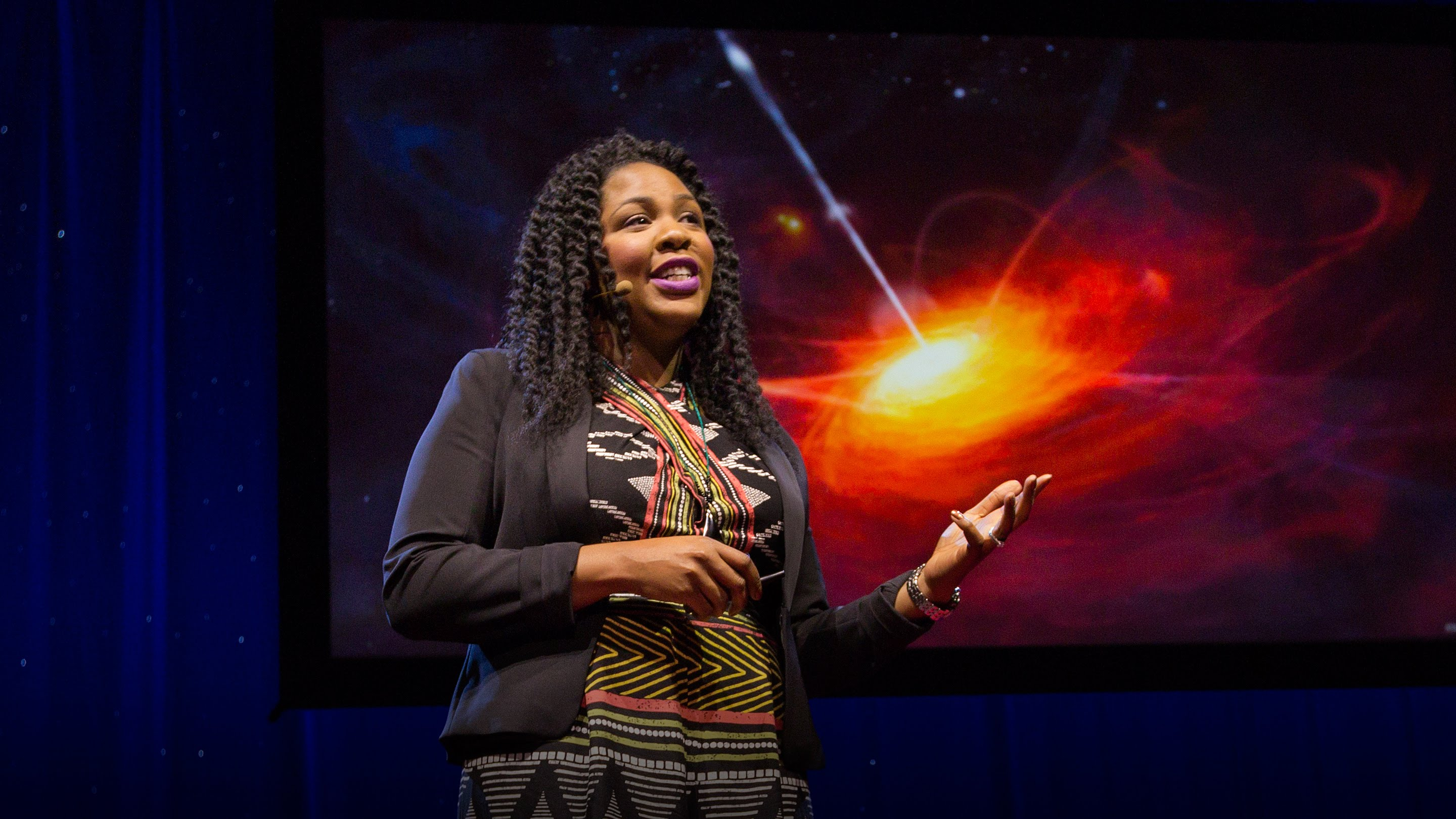 Meet Dr Jedidah Isler: The First Black Woman To Graduate From Yale with A PhD In Astrophysics