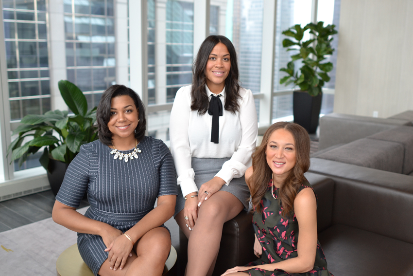 Meet The Three Black Women Who Started A Law Firm With A Tweet