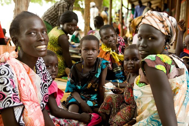 The Resilient Women Holding South Sudan Together