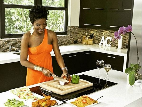The Modern Chef: Meet Yetunde Taiwo Shorters, The  Afropolitan Chef