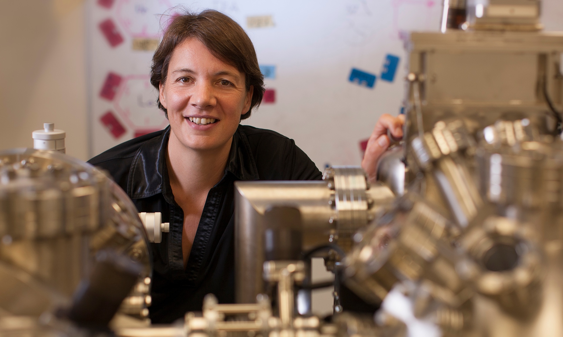 Meet the woman leading the race to build the world's first quantum computer