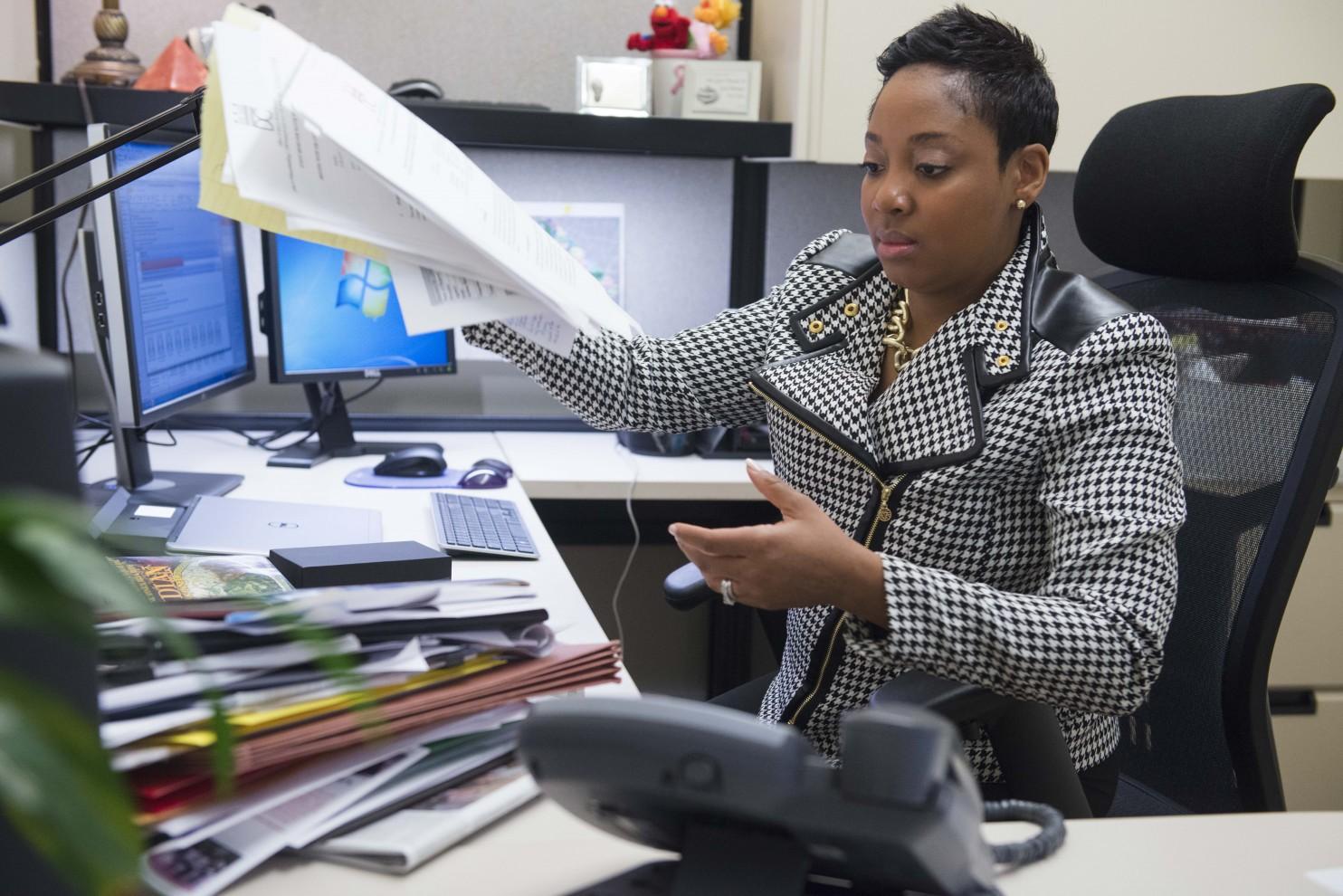 Meet LaDavia Drane, Clinton's Director of African-American Outreach