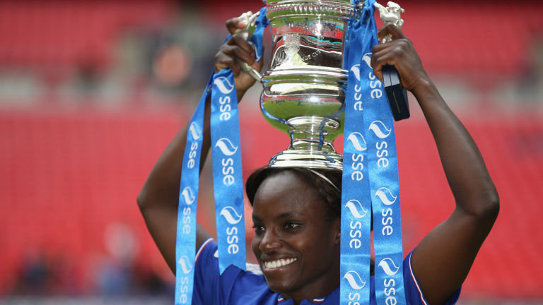 Chelsea's 28-year-old Eniola Aluko Is Up For Sportswoman of the Year