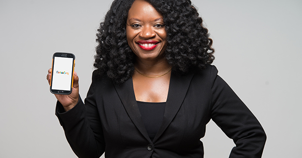 Black Female Tech Entrepreneur Launches New Digital Business Card App That Helps With Professional Networking