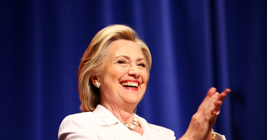 Hillary Clinton Debunks Rumours: 'We're going to take stock'