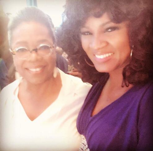 Omotola Jalade-Ekeinde Attends 2016 Essence Black Women In Hollywood Awards
