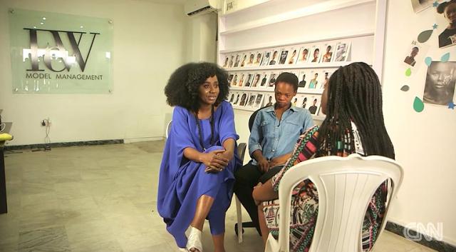 """Watch Olajumoke Orisaguna's CNN Feature – """"How a Photo-bomb created a Star"""""""