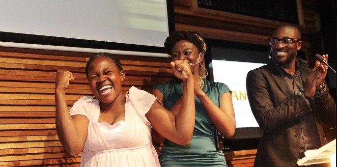 The 2013 Anzisha Prize Winners:Grand Prize Winner: Best Aiyorworth (Uganda)