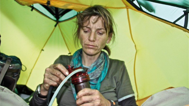 Meet the woman who walked 10,000 Miles on quest for Nature.
