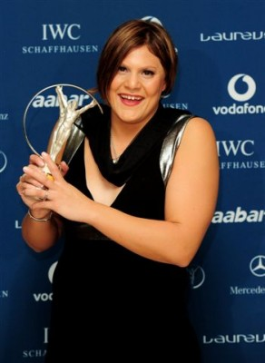 A Goal Getter:Natalie du Toit A Diabled Couragious Woman From South Africa