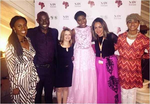 New Africa Woman Awards 2016: Oby Ezekwesili, Jumoke Adenowo & More Emerge Winners at the New African Woman Awards 2016.