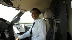 Riwanda's First Female Pilot Took To The Sky At 26