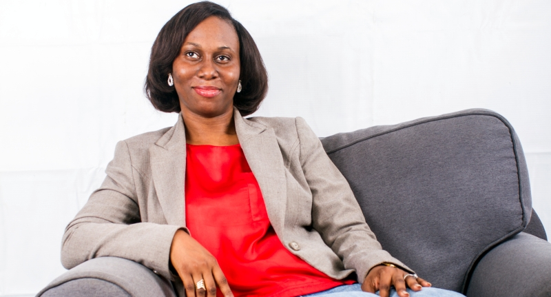 Meet 'ETHEL COFIE' The pioneering leader of Africa's 'Women-in-Tech'.