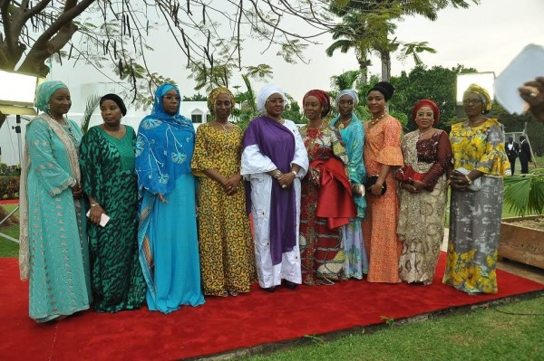 AISHA BUHARI HOSTS WIVES OF HEADS OF MISSION IN ABUJA,SHOWS SUPPORT FOR BETTER HEALTHCARE