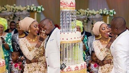 Dazzling Wedding shoots From Daughter of Jigawa Governor, Amina Abubakar.
