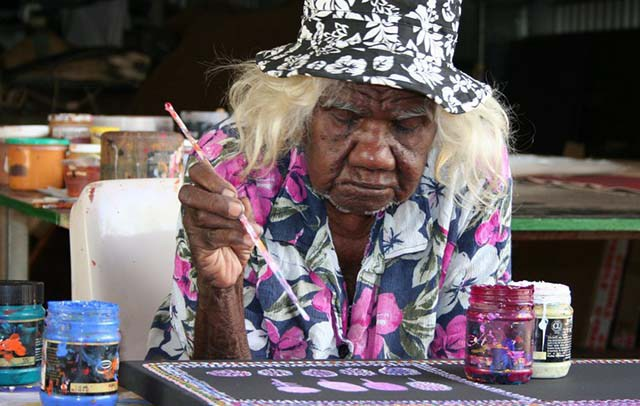 Record Breaking! Meet the 105-year-old artist that is winning fans across the world.