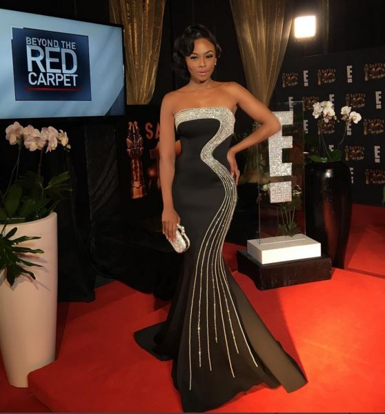Stunning Pictures From The South African Film & Television Awards 2016 – SAFTAs.
