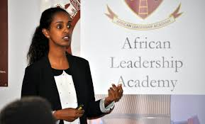 Don't Wait For others To Solve Our Problems,Says Ethiopia's Education Visionary