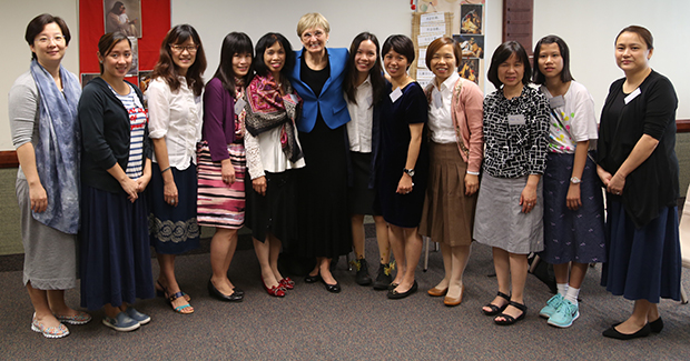 WOMEN SUPPORTING WOMEN: MAKING THE WORLD A BETTER PLACE.