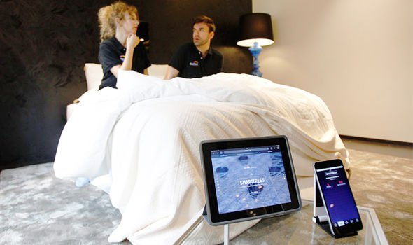 Spanish Company Creates High-Tech Mattress That Detects Infidelity
