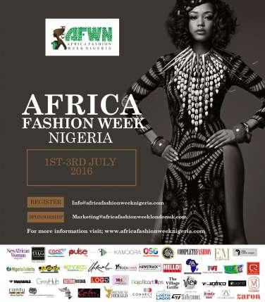 Da Viva Unveiled As Sponsor of  African Fashion Week 2016.