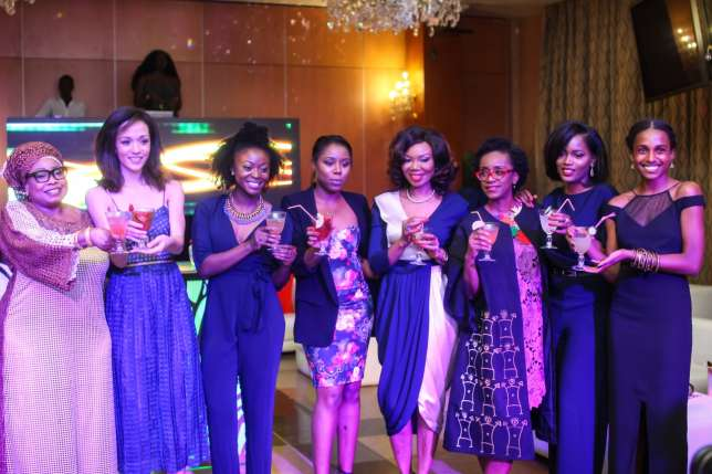 Betty Irabor, Eku Edewor, Lami Tumaka, Neku Atawodi, Ituen Bassey, Temi Dollface, Frank Osodi, others attend creative crew launch