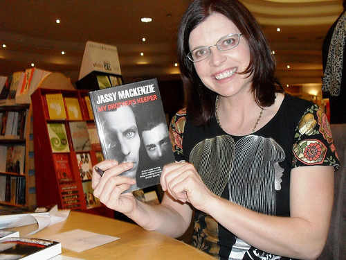 Meet South African novelist, Jassy Mackenzie who took 30 years to venture into writing  .