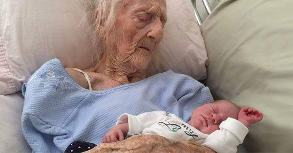 101-Year-Old Woman Gives Birth After Successful Ovary Transplant.