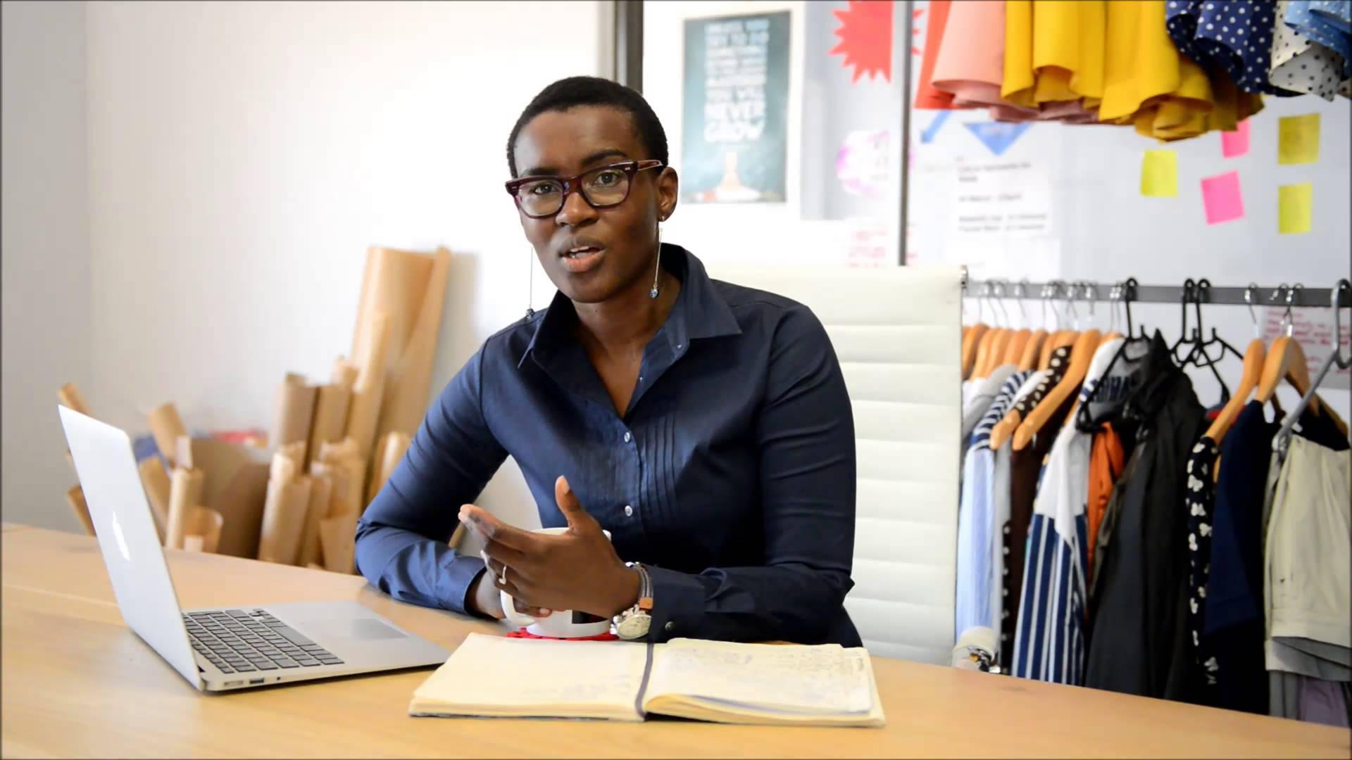 Namibian Female entrepreneur, Ally Angula, Represents Namibia Globally.