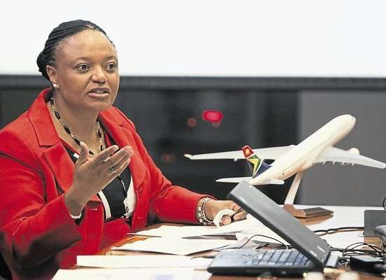 Meet Siza Mzimela,  The First Black Woman in History To Start An Airline.