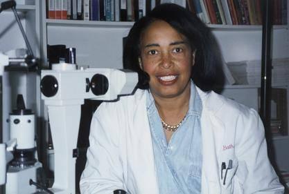 Meet This Extraordinary Woman! Inventor of Laser Eye Surgery Dr. Patricia Era Bath.